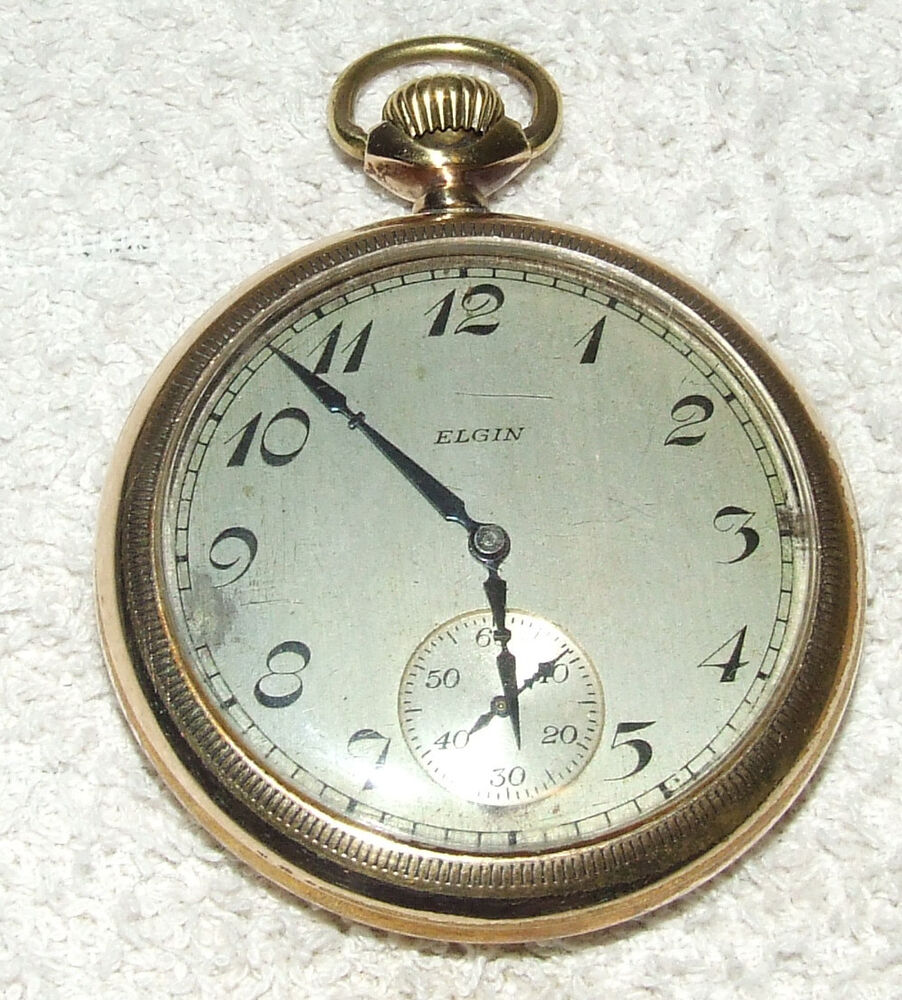 How To Identify An Elgin Pocket Watch