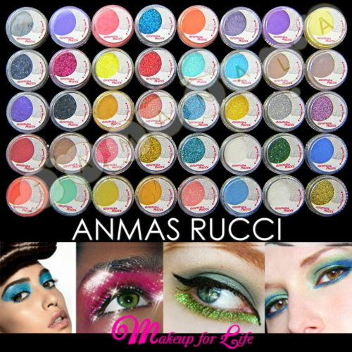 new 40 color glitter shimmer eyeshadow wedding makeup