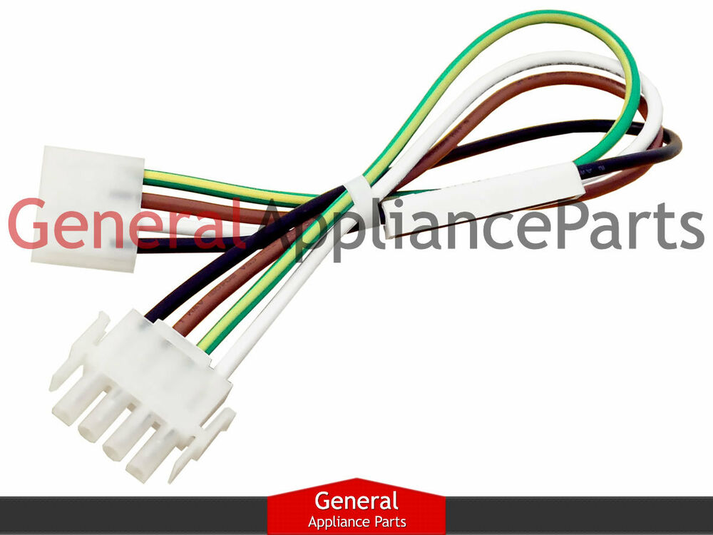 Whirlpool Ice Maker Wiring Harness Adapter : Whirlpool kitchenaid refrigerator icemaker wire harness