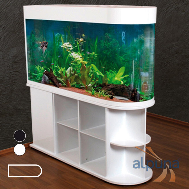 raumteiler aquarium in verschiedenen gr en 100cm 120cm. Black Bedroom Furniture Sets. Home Design Ideas