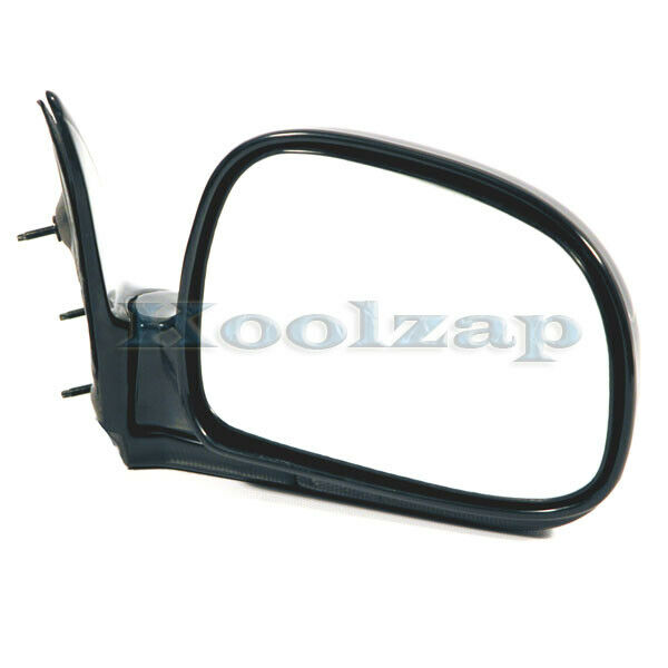 94 97 chevy s10 pickup truck manual black rear view mirror right passenger side ebay. Black Bedroom Furniture Sets. Home Design Ideas