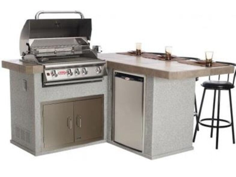 Bull Little Q Outdoor Island Kitchen We Will Beat Any
