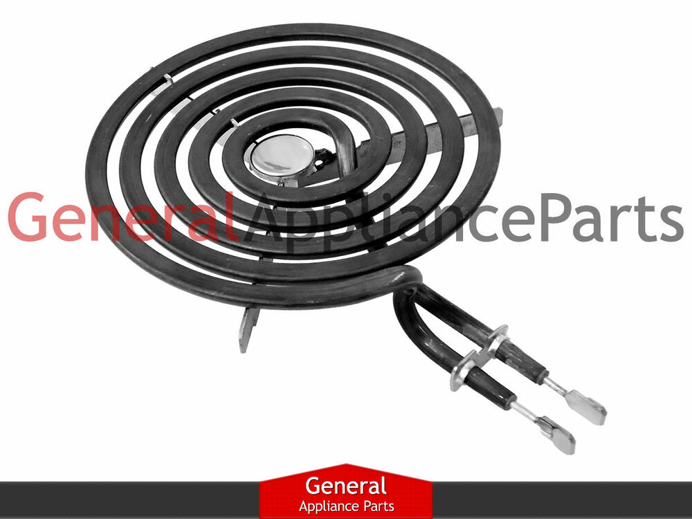 General Electric Rca Electric Range Cooktop Stove 6 Small