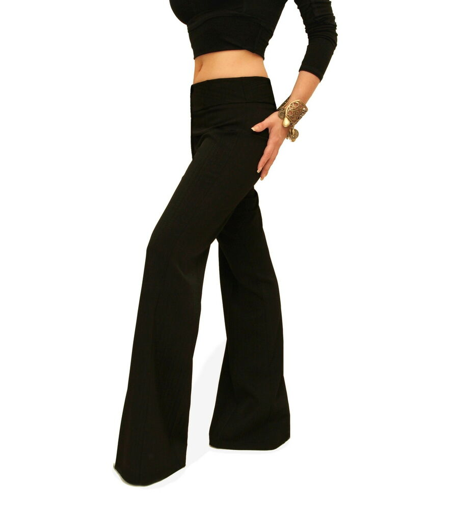 Buy H&M Women's Black Flared Trousers. Similar products also available. SALE now on!Price: $