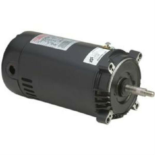 St1052 1 2 hp 3450 rpm new ao smith electric motor ebay for 2 rpm electric motor
