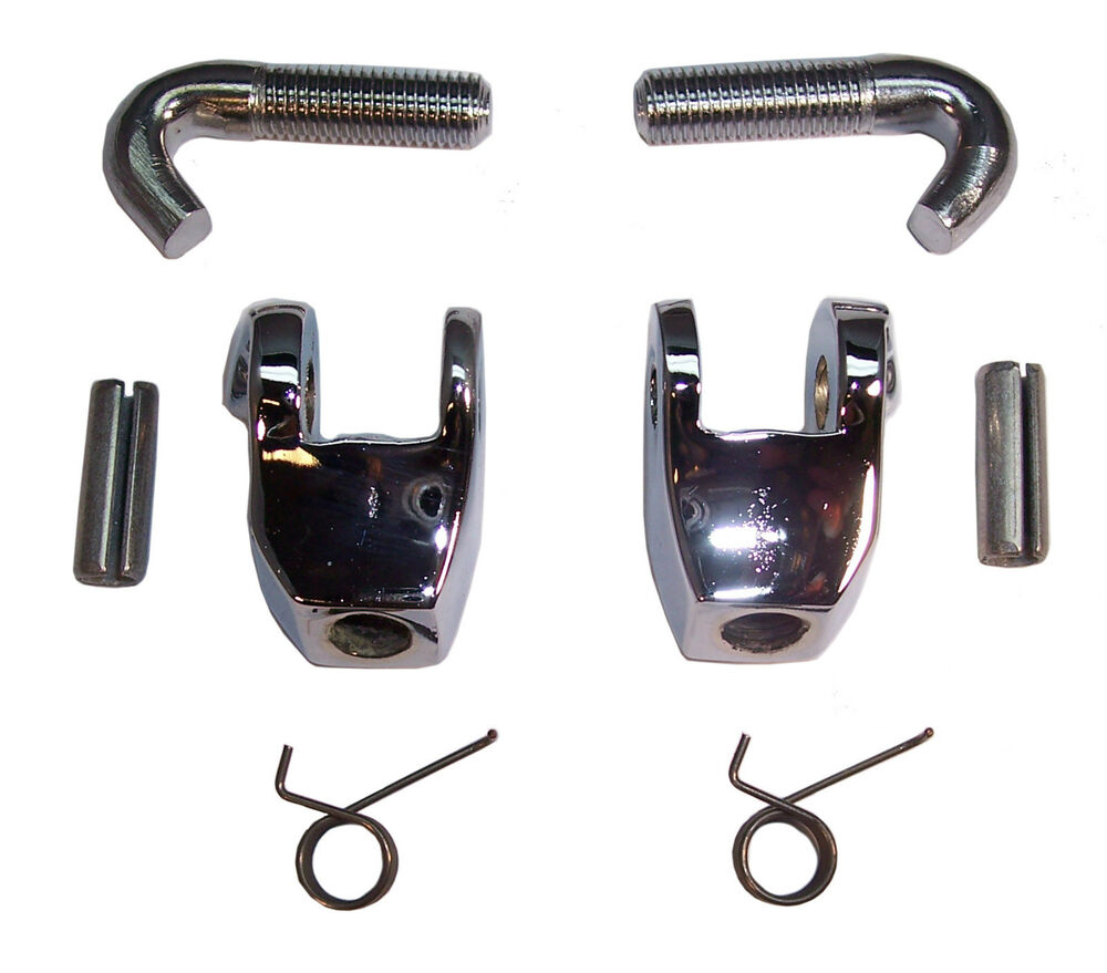 1965-1976 Cadillac New Convertible Latch Repair Kit With