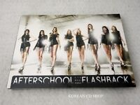 After School 5th Maxi Single Flashback CD+POST CARD *NEW*