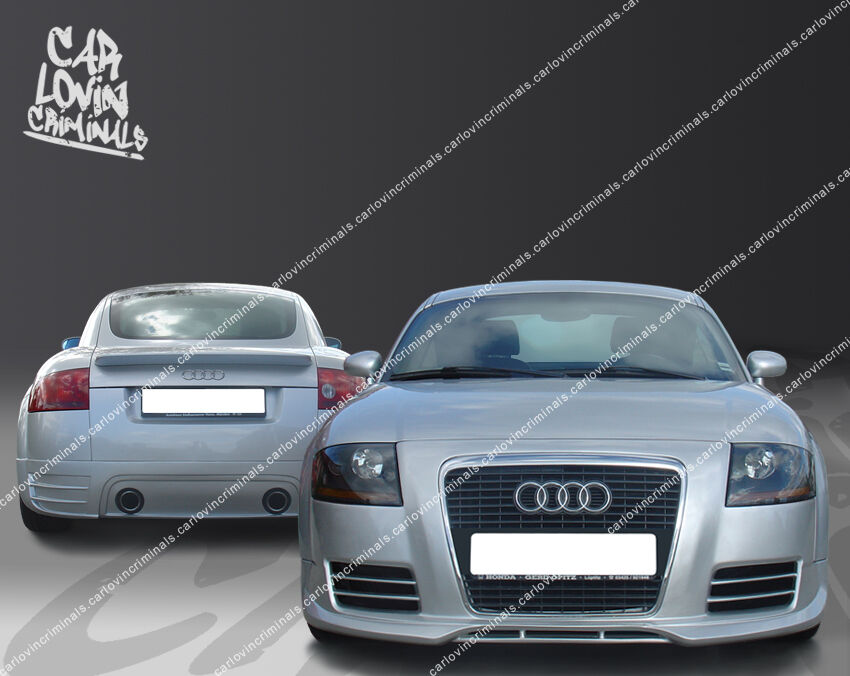 audi tt 8n body kit ebay. Black Bedroom Furniture Sets. Home Design Ideas