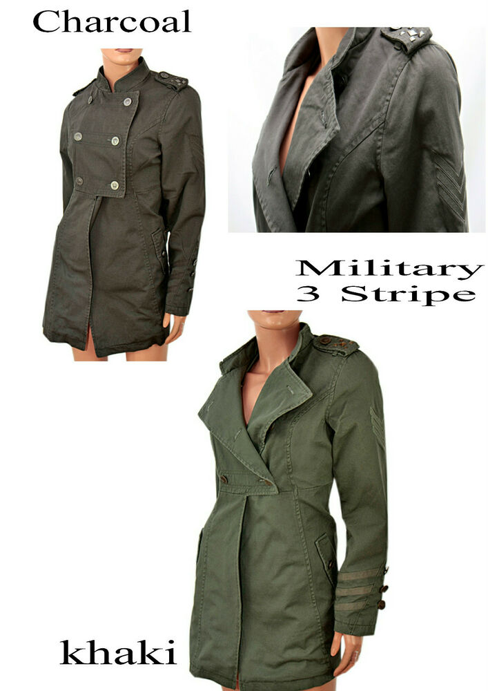 Find womens khaki military jacket at ShopStyle. Shop the latest collection of womens khaki military jacket from the most popular stores - all in one.