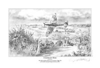 Spitfire, 92 Squadron, 1940 - Battle of Britain print