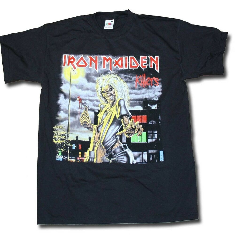 Iron Maiden T Shirt