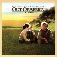 OST/JOHN BARRY - OUT OF AFRICA  CD  12 TRACKS SOUNDTRACK / FILMMUSIK  NEW