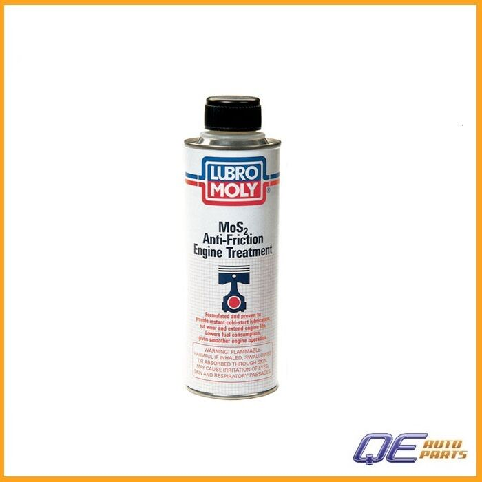 Engine Oil Additive Lubro Moly 2009 Mos2 Anti Friction