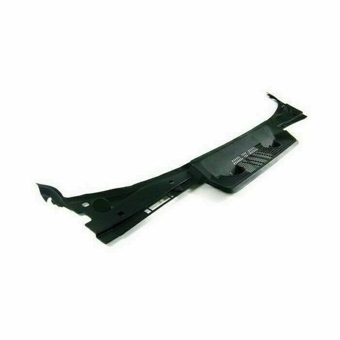 BMW E36 Windshield Wiper Motor Cover Assembly Hood Cowl