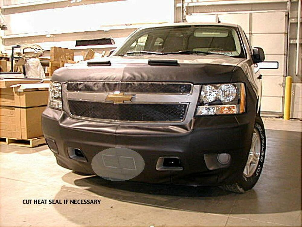 Pictures Of Chevy Avalanche Truck >> Lebra Front End Mask Bra Fits Chevy Chevrolet Suburban 2007-2014 07-14 | eBay