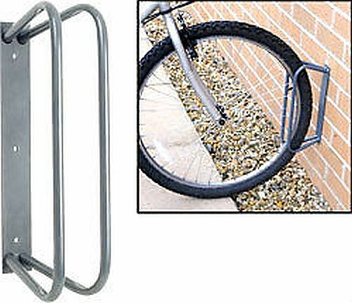 Bicycle Cycle Floor Wall Mounted Parking Stand Rack Rail