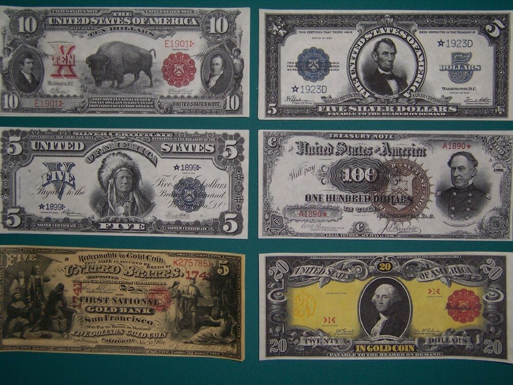 history of paper currency in the united states The united states dollar is one of the most the united states dollar is the main global reserve currency history dough, bones, paper, dead presidents.