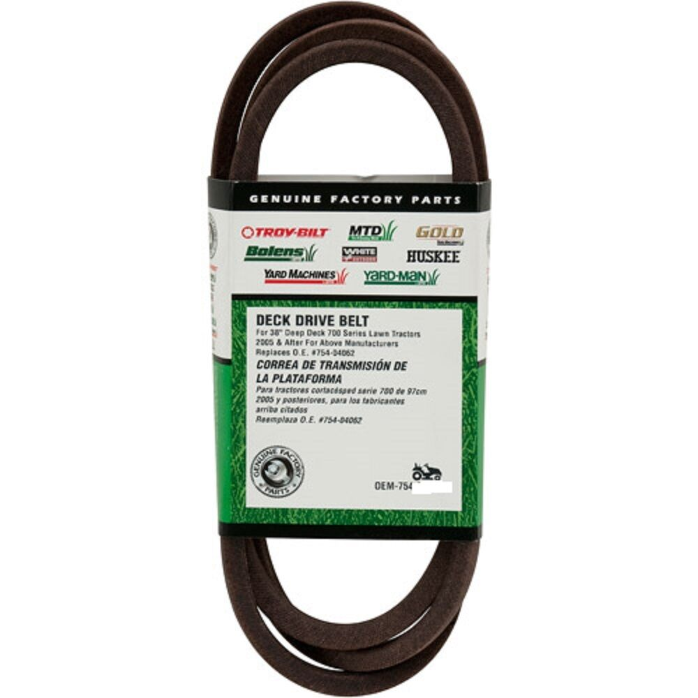 Original 954 0432 Mtd Lawn Mower Belt Ebay