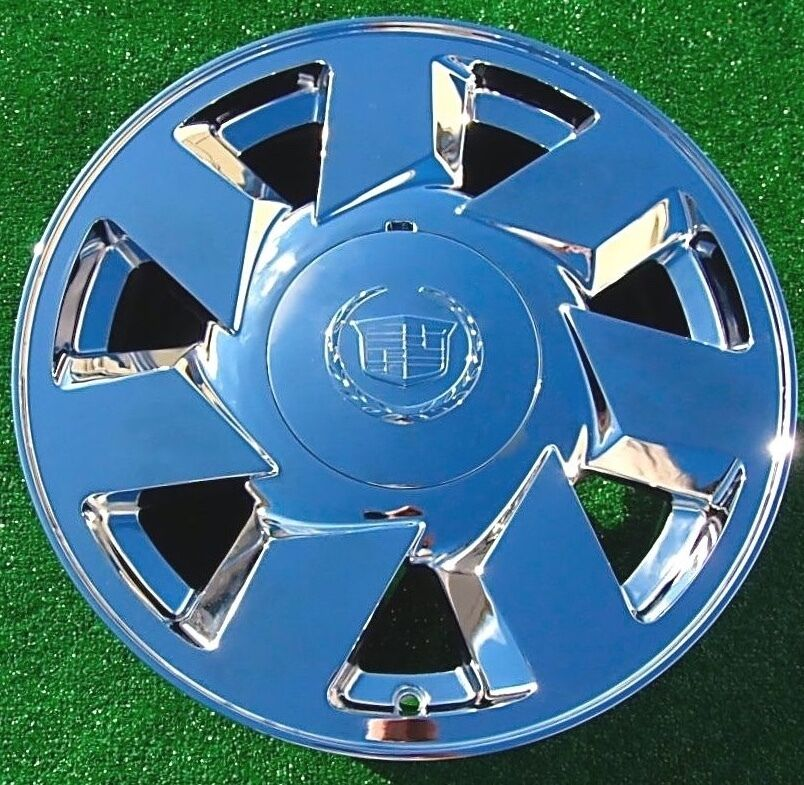 2000 2001 2002 New Chrome Cadillac Deville Dts Oem Gm