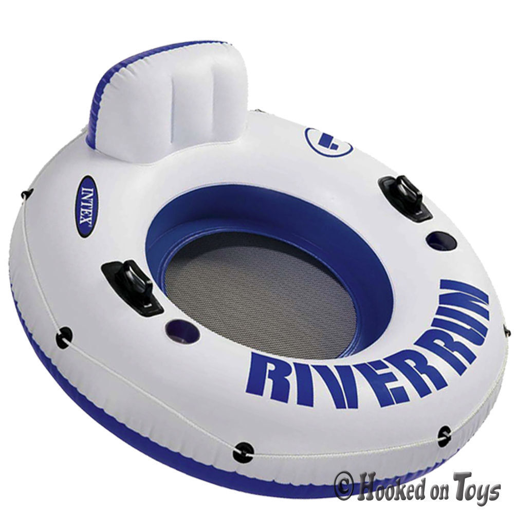 Intex One River Run I Inflatable Tube 1 Person Rider