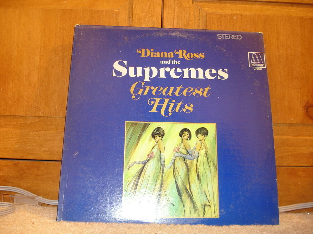 Motown 2 663 Diana Ross And The Supremes Greatest Hits