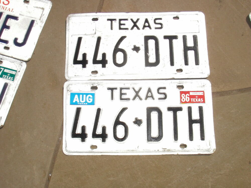 Free search Texas license Plate number Arizona