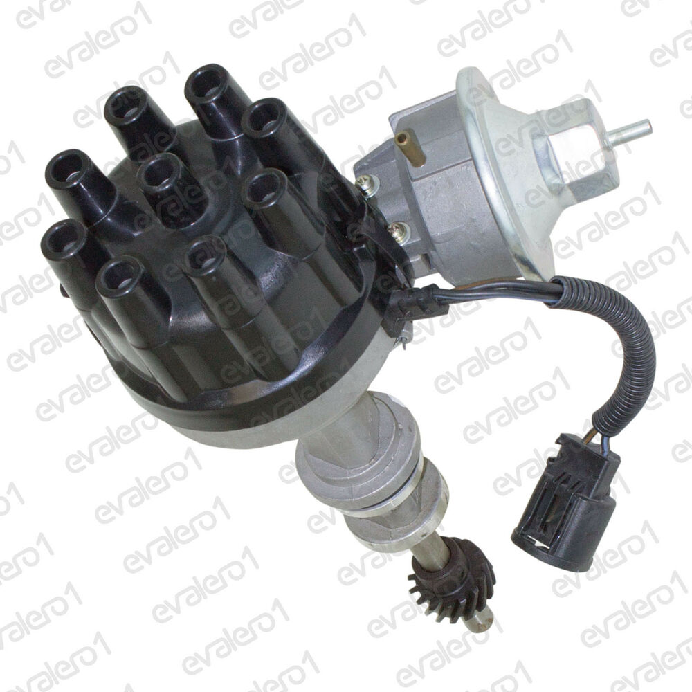 wiring diagram 351 cleveland hei distributor ford 302