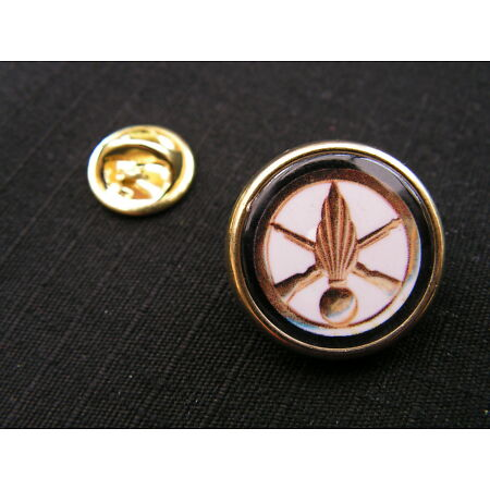 img-..:: Pin's ::.. Insigne INFANTERIE -- pour calot tradition