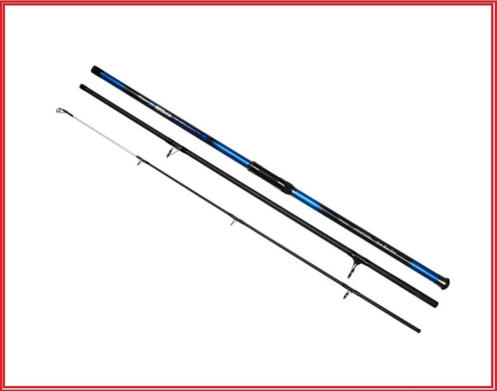 Mitchell catch 14ft beachcaster sea beach fishing rod ebay for Mitchell fishing rod