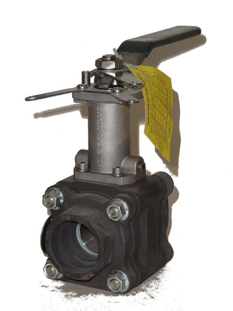 Industrial Lever Ball Valve End : Quot svf carbon steel piece full port threaded ball