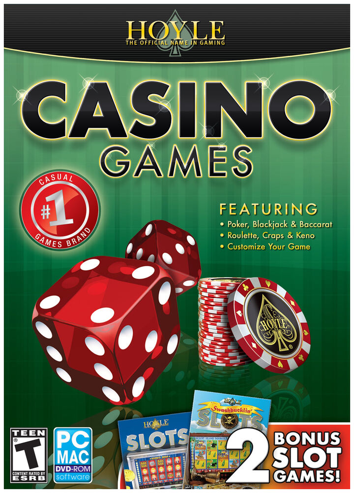 casino gambling games list