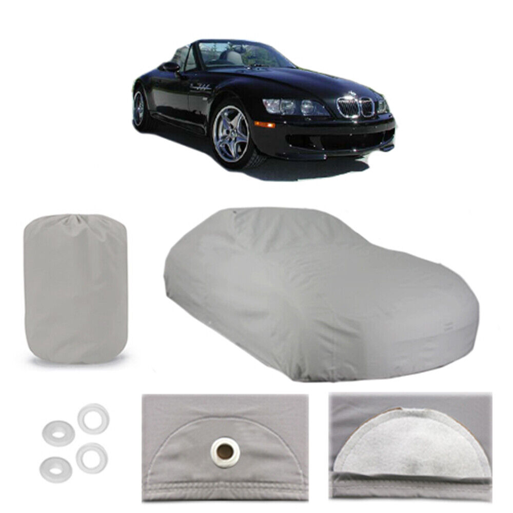 1996 2002 Bmw Z3 6 Layer Car Cover Fitted Water Proof Snow