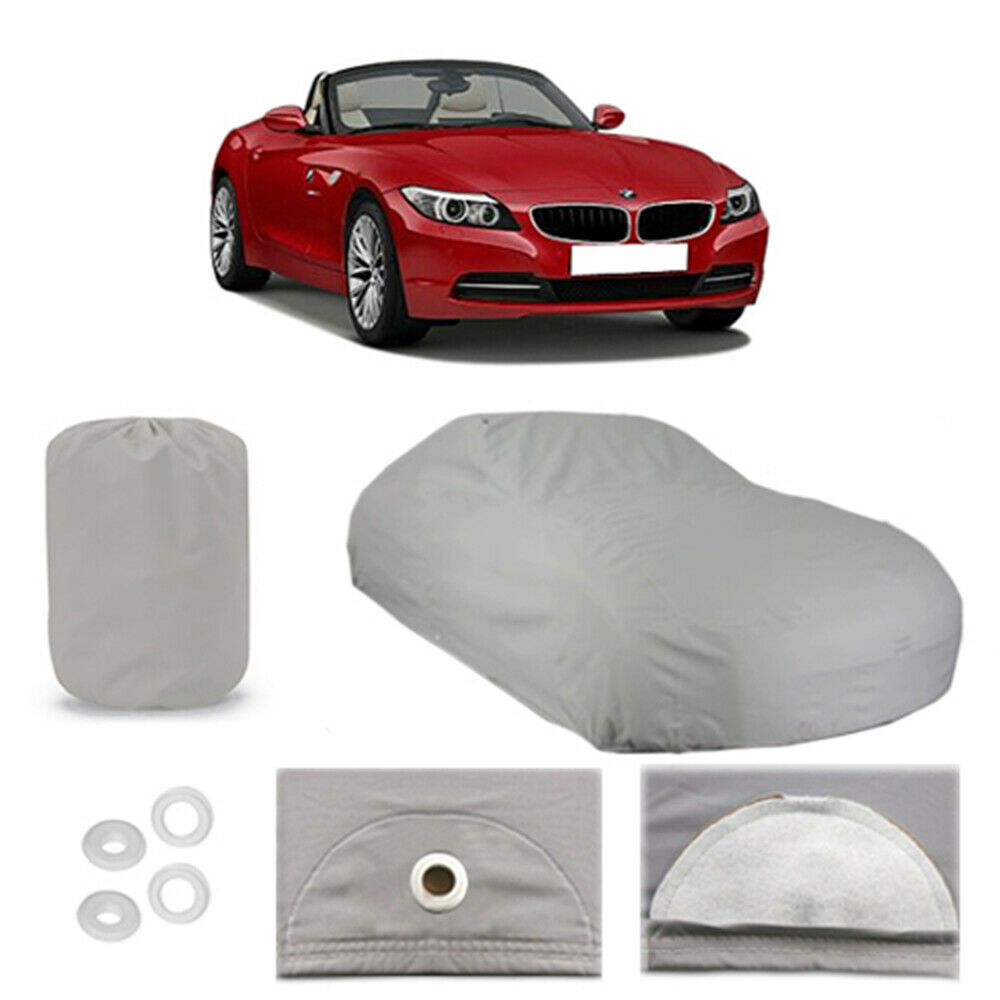 Bmw Z4 Car Cover: BMW Z4 5 Layer Car Cover Fitted Water Proof In Out Door