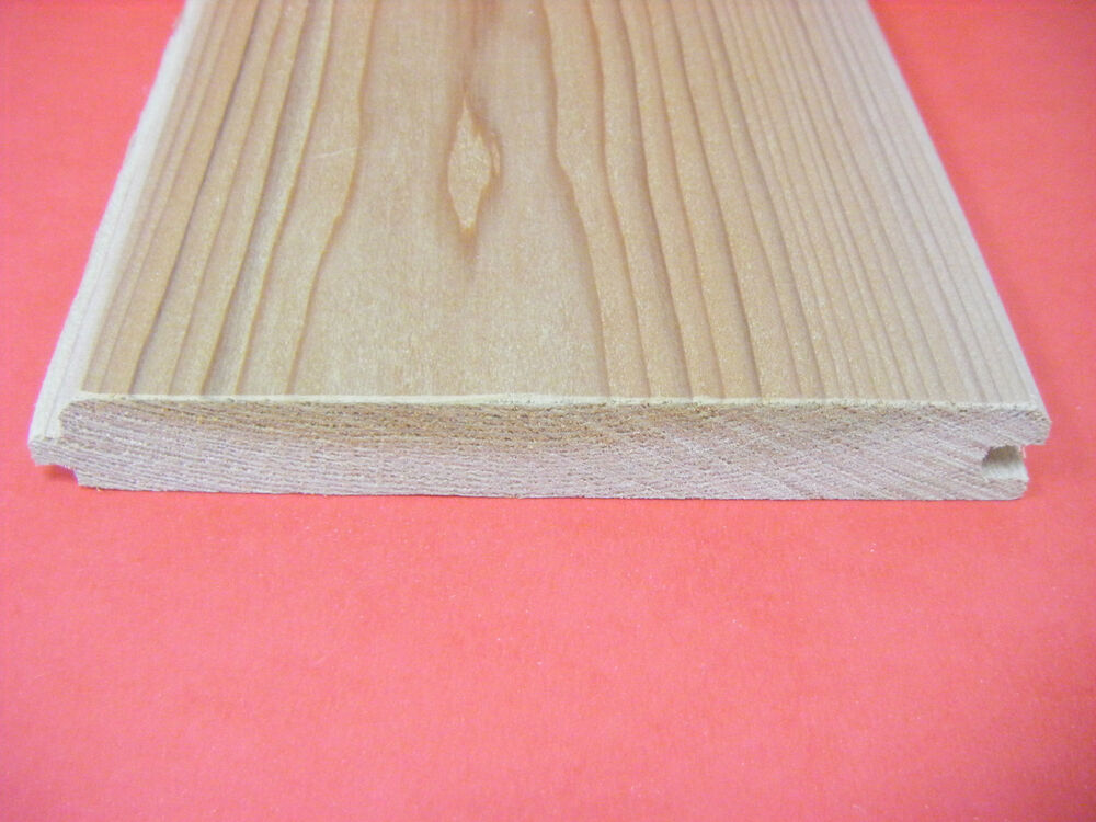 Western red cedar no2 clear and better ex 25mm x 150mm t g for Bathroom t g cladding