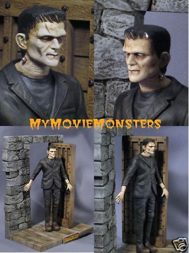 Moebius FRANKENSTEIN Universal Monsters 1:8 Scale Model ...