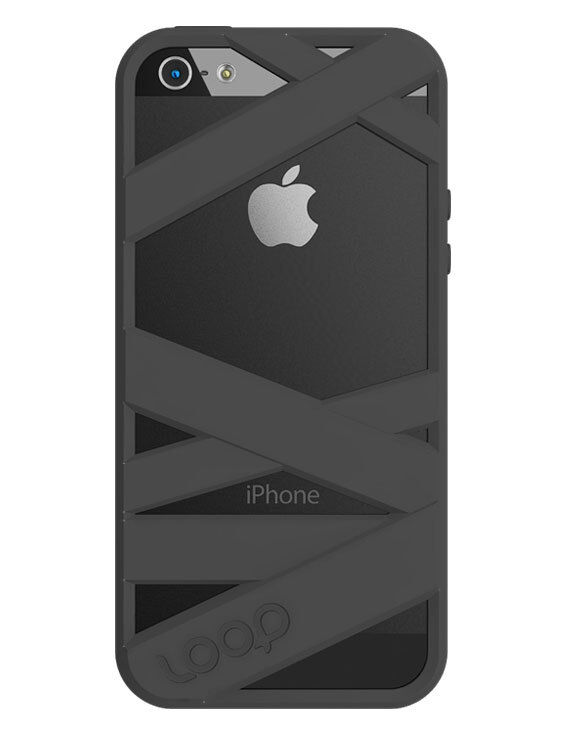 loop attachment mummy case for apple iphone 5 5s