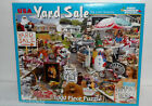 NEW WHITE MOUNTAIN PUZZLES - YARD SALE BY LORI SCHORY - 1000 PC JIGSAW PUZZLE