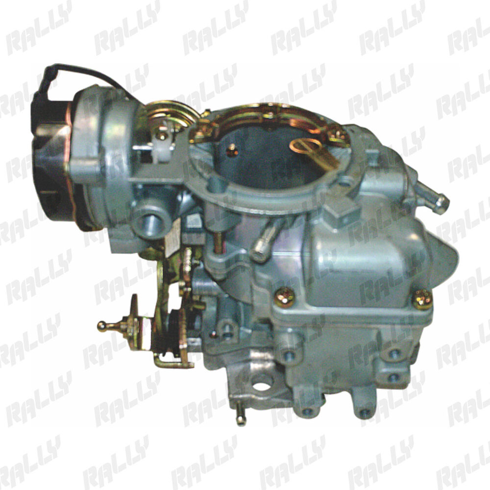 S L on Carter Carburetor Ford 300