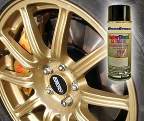 Satin Black Touch Up Paint For Rims