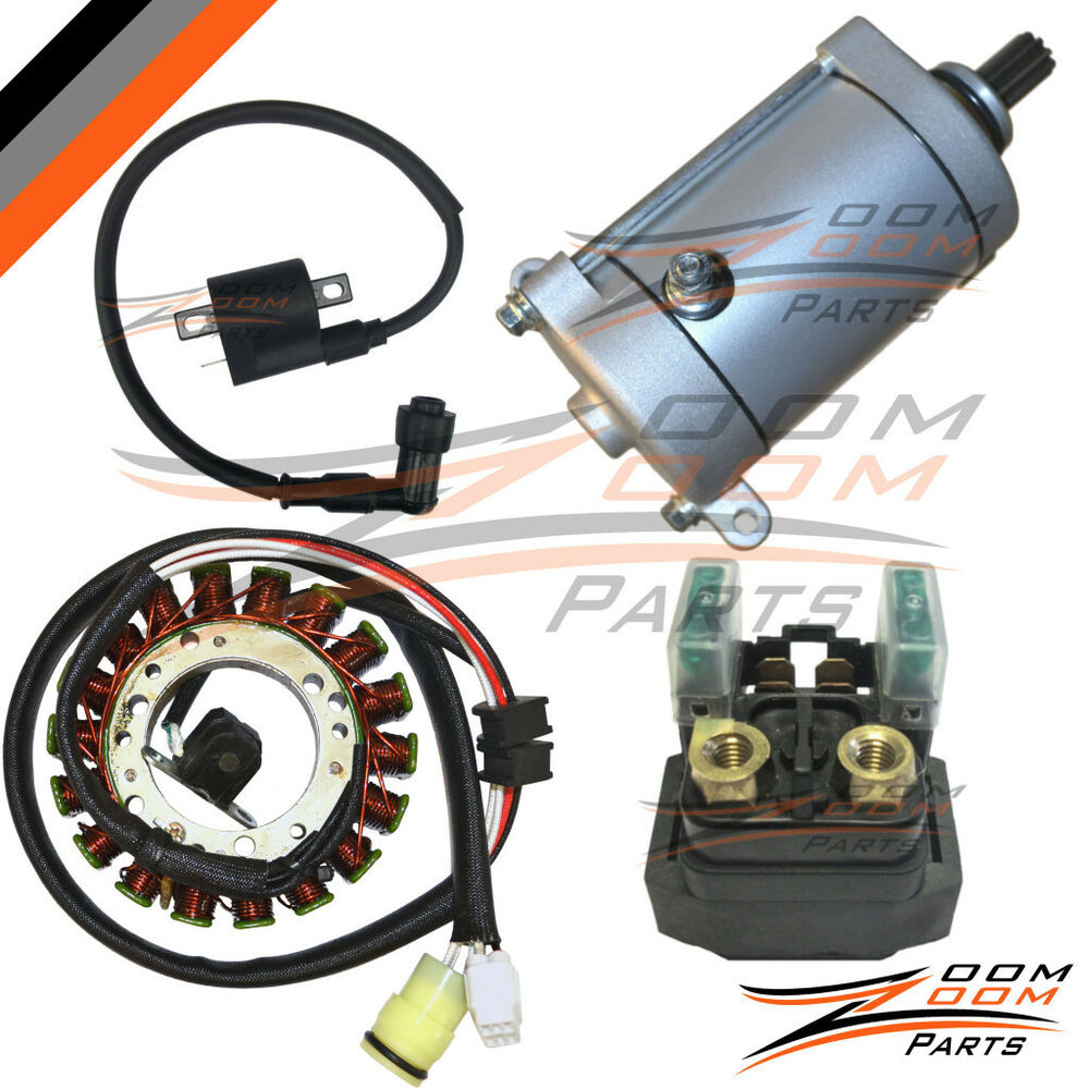 Solenoid For Yamaha Grizzly