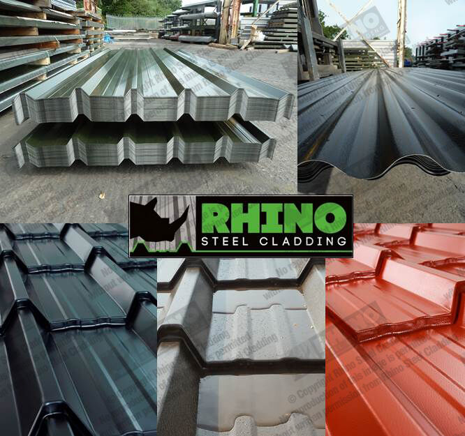 Cheap Roofing Sheets In Essex Box Profile Corrugated