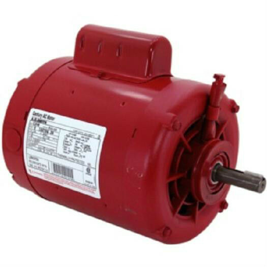 C241 1 2 hp 1800 rpm ao smith surplus electric motor ebay for 2 rpm electric motor