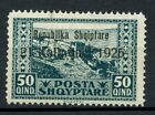 Albania 1925 SG#176 50q Proclamation Of Rep MH #A30853