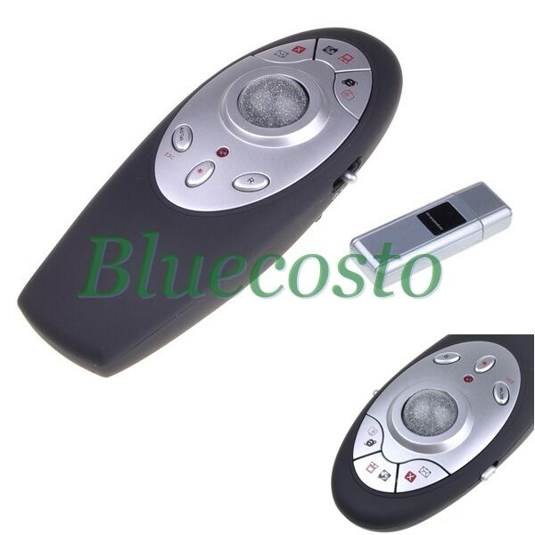 usb wireless presentation remote