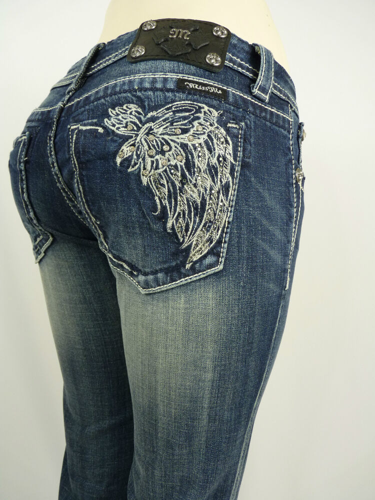 Fashion style Jeans me Miss for women for woman