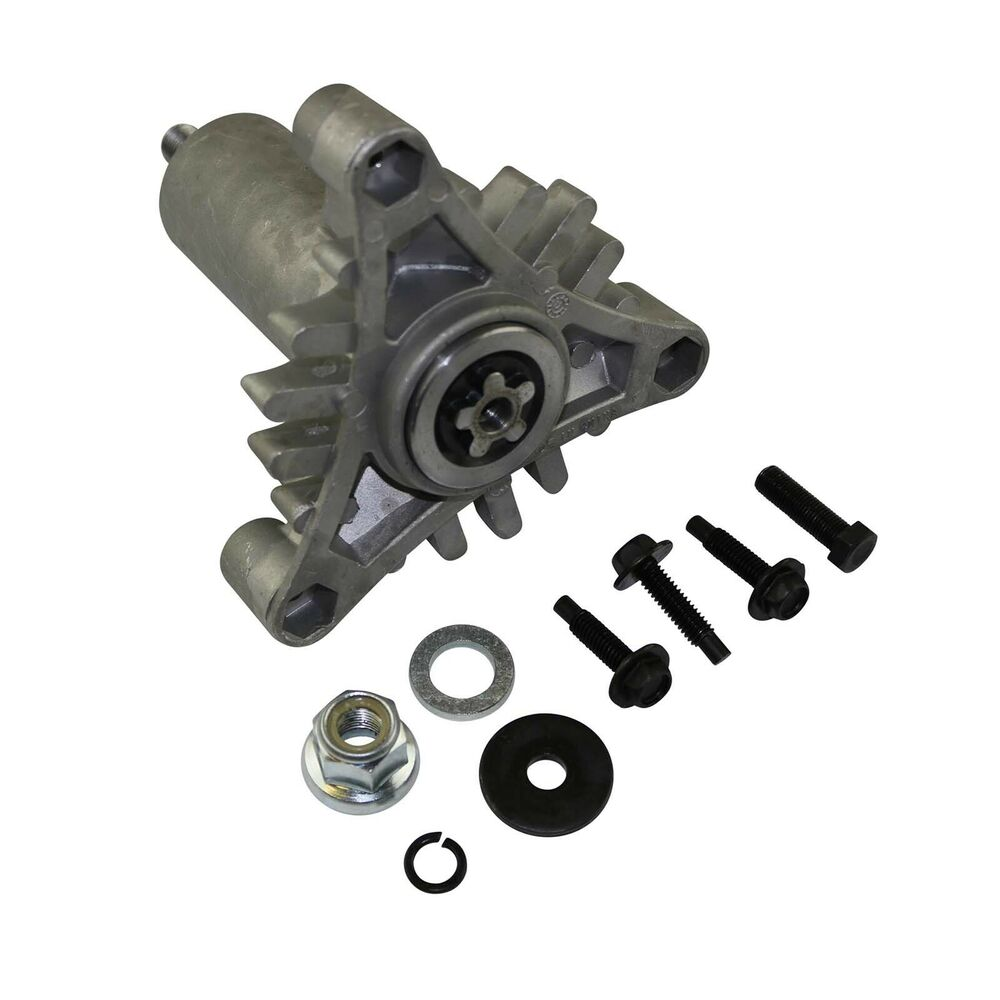 Craftsman Riding Lawn Mower Spindle : Spindle assembly for husqvarna craftsman ride on lawn