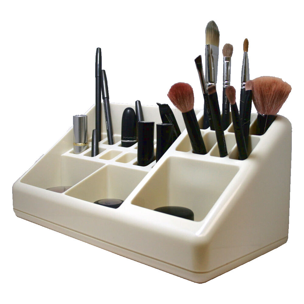 New cosmetic organizer display makeup holder desk - Over the desk organizer ...