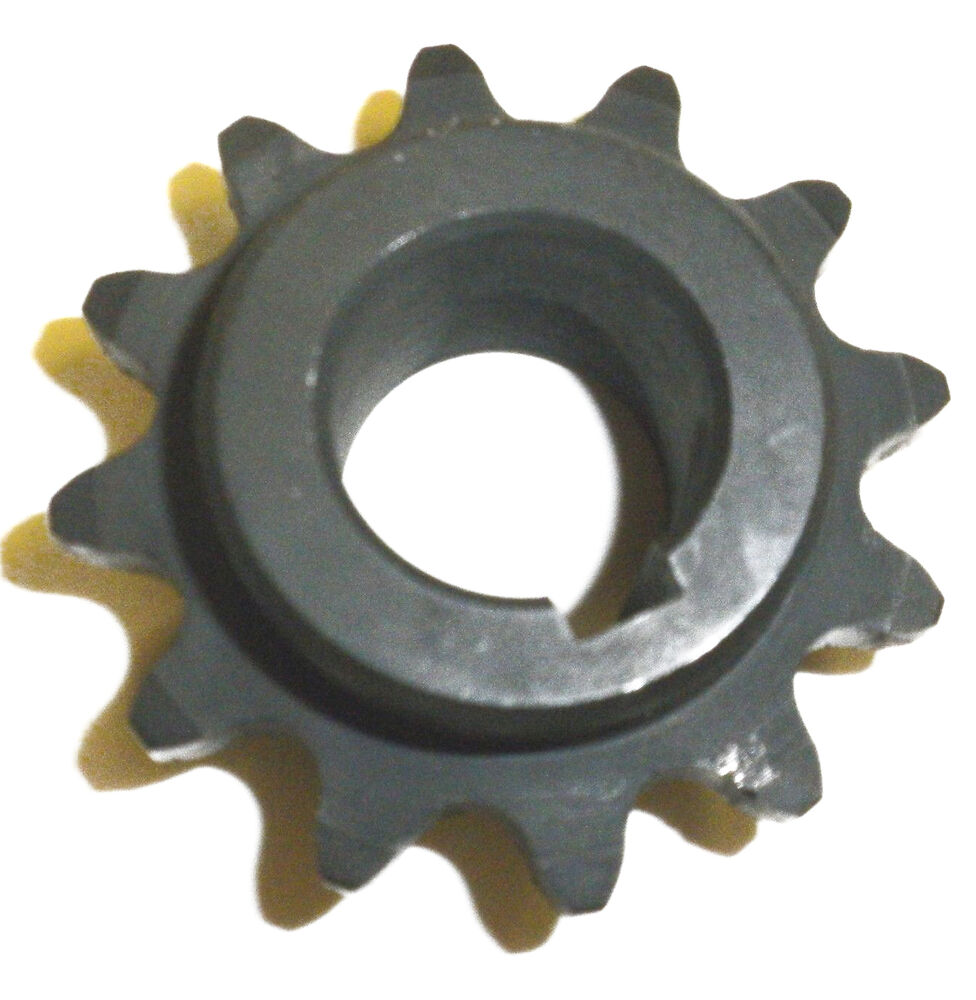 Go Kart Sprockets And Chains : A comet tooth bore go kart jackshaft