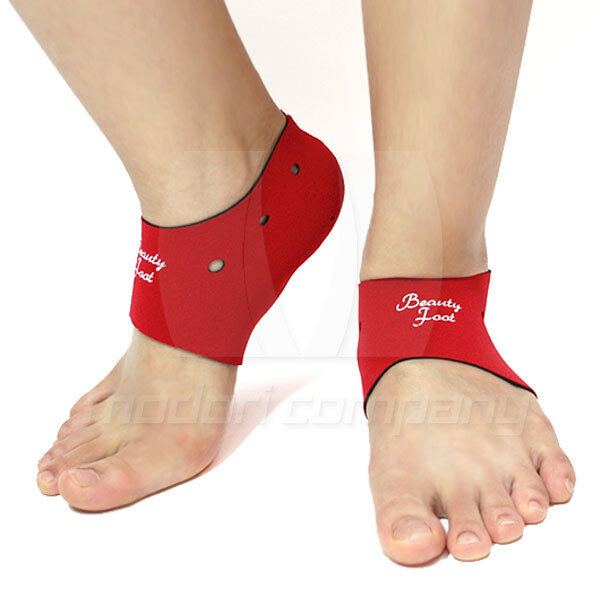 Cracked Heel Remove Foot Pad and Warm Socks Moisture ...