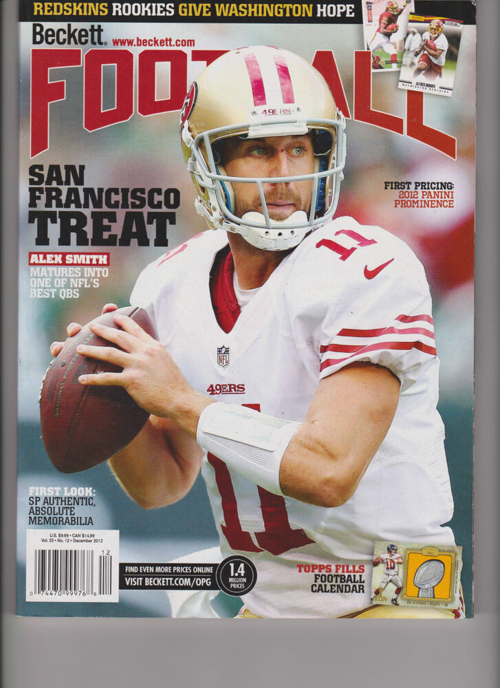 Download Beckett Football Card Price Guide PDF Free ...